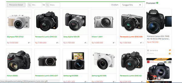beli kamera online