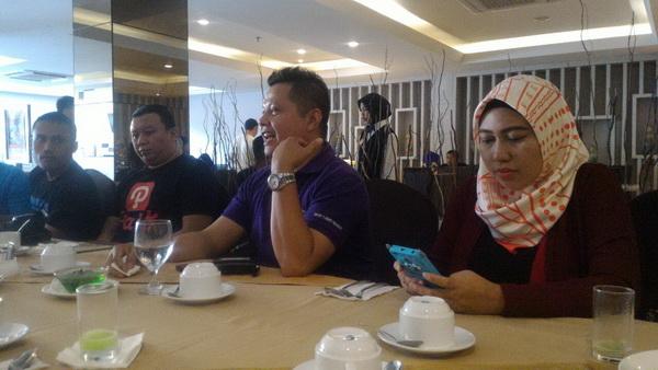 Gathering Seru Blogger Bersama SAS Hospitality Di Grand Tjokro Pekanbaru