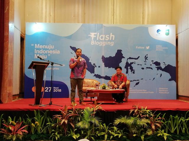 Menuju Indonesia maju