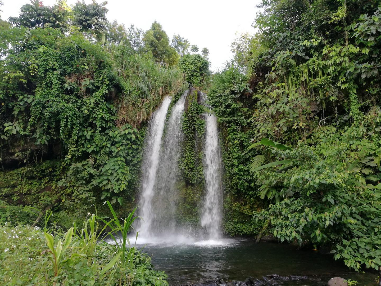Potensi wisata Solok Selatan melalui air terjun