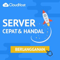 IDCloudHost | Web Hosting Terbaik Indonesia