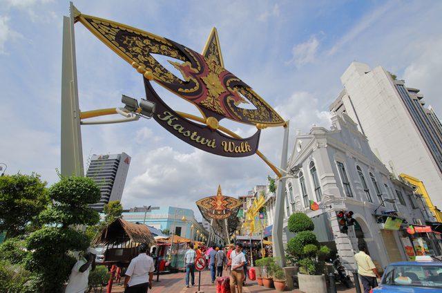 kasturi walk tempat belanja murah di Kuala Lumpur