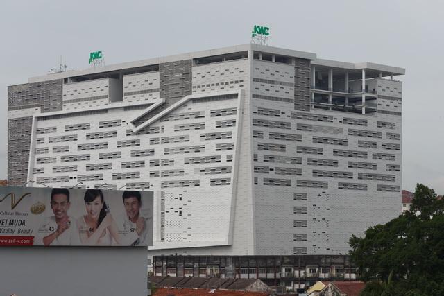 Kenanga Wholesale City tempat belanja murah di Kuala Lumpur