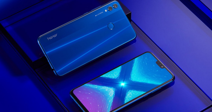 smartphone honor 8x