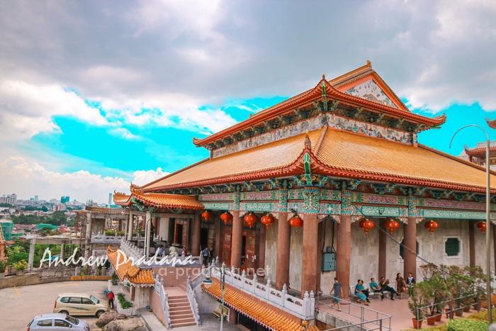 liburan ke penang Kek Lok Si Temple