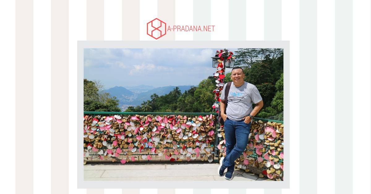 Mencuri Waktu Untuk Bisa Liburan Ke Penang, Malaysia Part 1