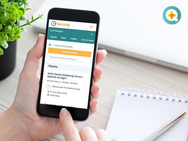 Cek Kesehatan Online Saat Liburan Dengan SehatQ.Com