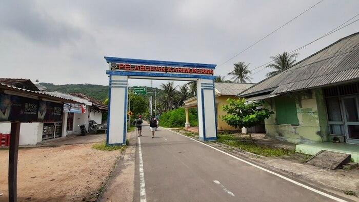 pelabuhan Karimun Jawa