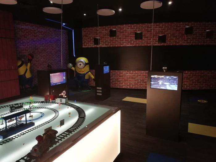 tempat wisata di Melaka the shore toy museum