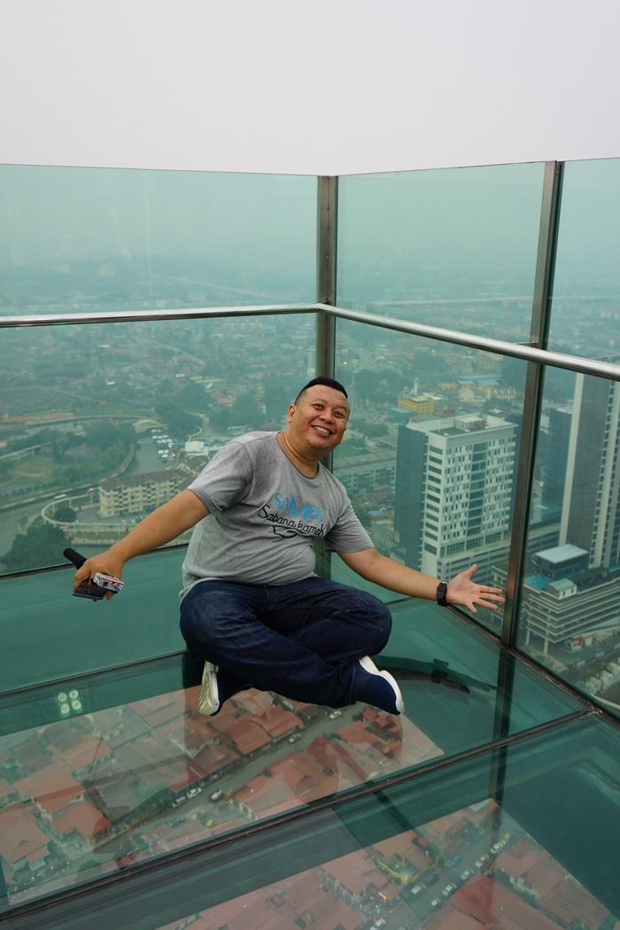 Menjajal Tempat Wisata di Melaka, The Shore Sky Tower