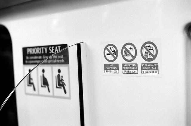Cara naik MRT di Singapura