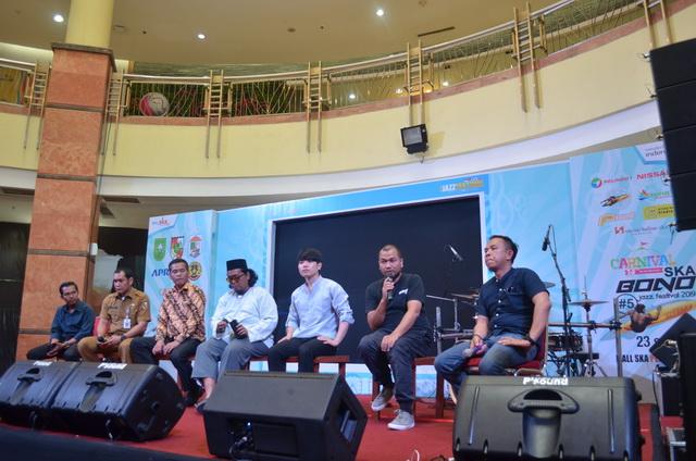 Mengubah Persepsi Musik di Event Bono Jazz Festival 2019