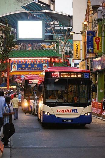 transportasi di Kuala Lumpur