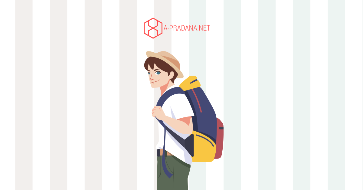Cara Packing Baju Backpacker Agar Mudah Dibawa Versi Gue