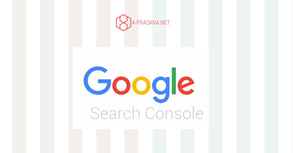 Cara Menambahkan Situs WordPress Ke Google Search Console - pengaturan