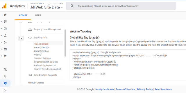 Cara Instal Google Analytics Di WordPress
