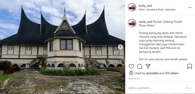 caption Instagram keren untuk traveller