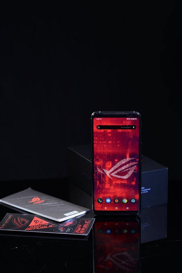 kenapa harus memilih asus ROG Phone 3