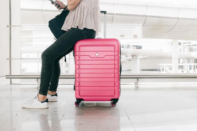 hard side suitcase