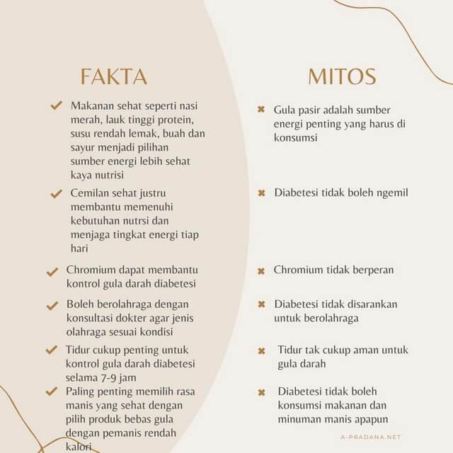 Cara Mencegah Diabetes dengan Edukasi Bersama Sun Life Indonesia
