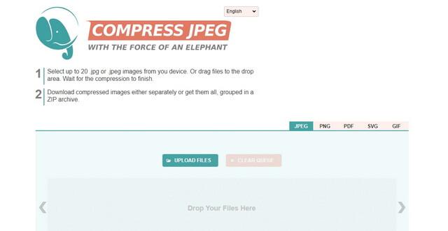cara kompres gambar atau foto