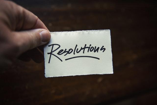 resolusi tahun baru 2021