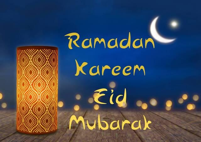 Font Ramadan dan Idulfitri