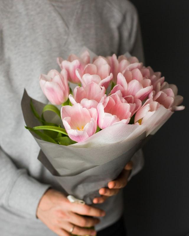 cara ungkapkan cinta dengan bunga