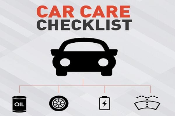 Checklist untuk Perawatan Mobil