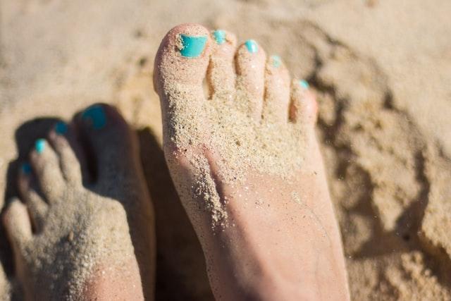 cara menajaga kesehatan kulit kaki