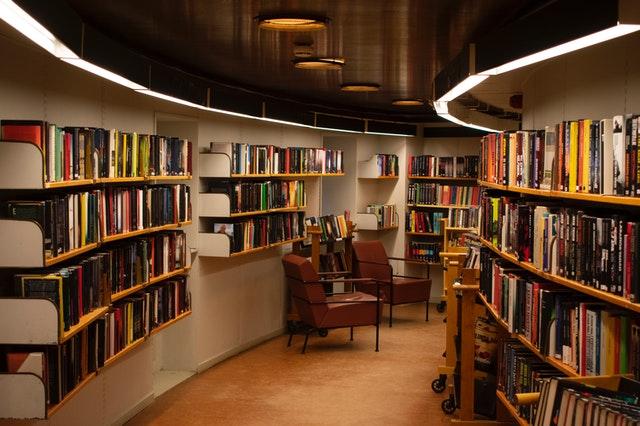Ternyata Ini Rekomendasi CCTV Terbaik untuk Perpustakaan Besar