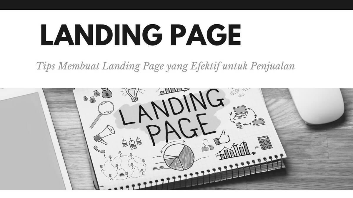 Tips Membuat Landing Page Domain .id